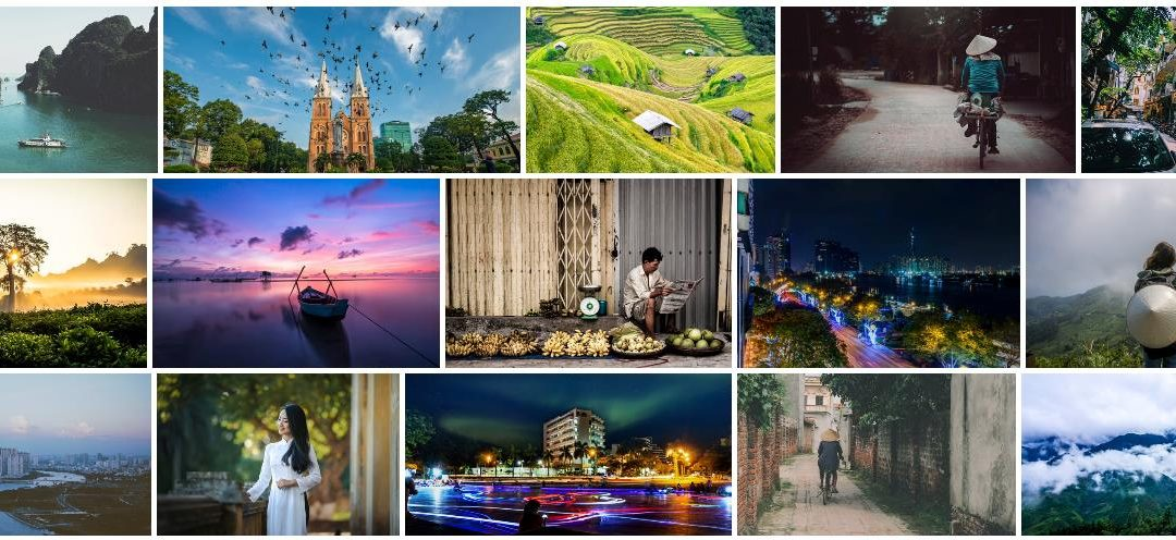 Taste Vietnam, Go to Vietnam, Love Vietnam